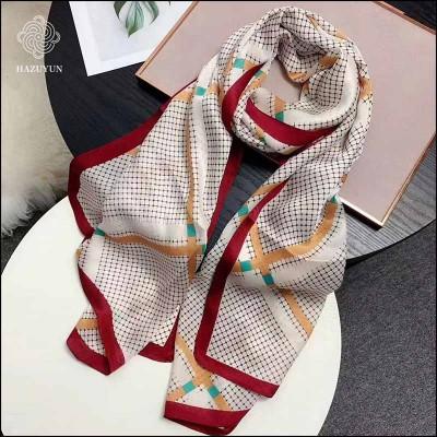 山东国蕴丝绸春季新款丝巾团购
