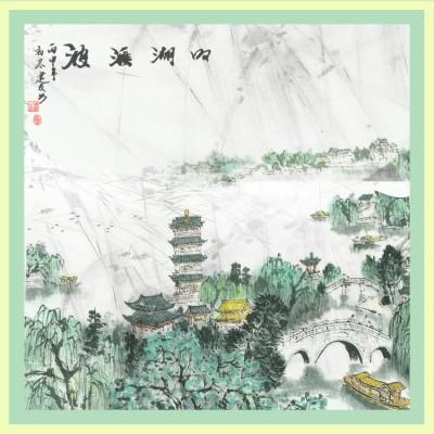 山东济南地域文化丝巾定制