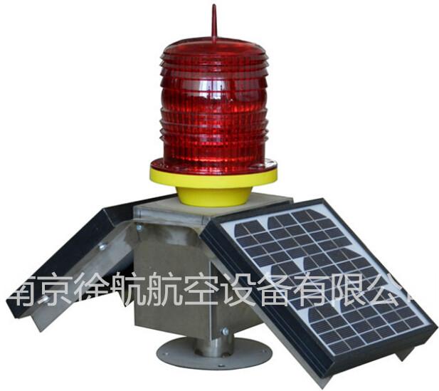 中光强双面太阳能航空障碍灯