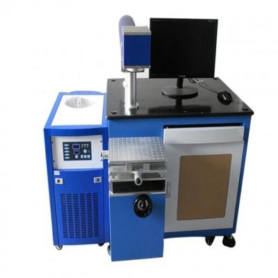 厂家直销光纤激光打码机 不锈钢五金深度雕刻机塑胶金属打标机