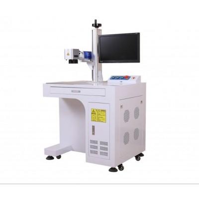 紫外便携式激光打标机 摆摊神器镭雕机水晶激光刻字机