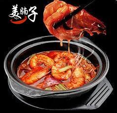 济南美腩子烧汁虾米饭加盟费用多少